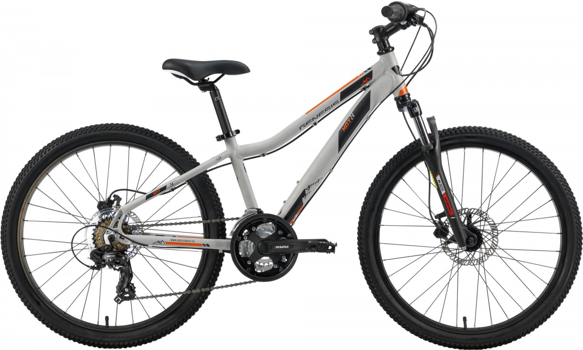 GENESIS Kinder/Jugend Mountainbike Hot 24 Disc 24""